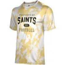 ProSphere Men's D.I.A. Sports Grunge Shirt