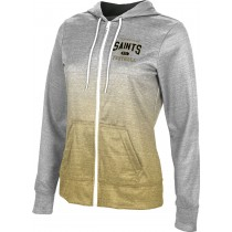 ProSphere Girls' D.I.A. Sports Ombre Fullzip Hoodie