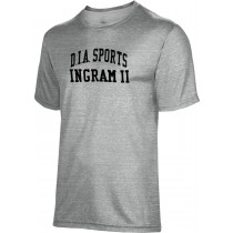 Spectrum Sublimation Men's D.I.A. Sports Heather Poly Cotton Tee