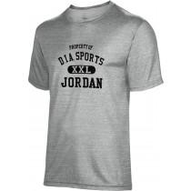 Spectrum Sublimation Men's D.I.A. Sports Heather Poly Cotton Shirt