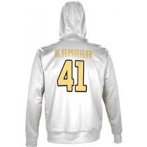 ProSphere Men's D.I.A. Sports Geometric Hoodie Sweatshirt