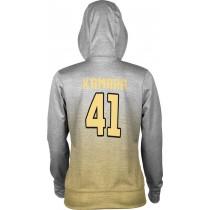 ProSphere Women's D.I.A. Sports Ombre Hoodie Sweatshirt