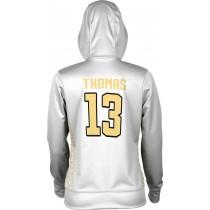 ProSphere Women's D.I.A. Sports Geometric Hoodie Sweatshirt