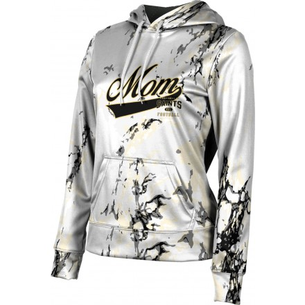 ProSphere Women's D.I.A. Sports Marble Hoodie Sweatshirt
